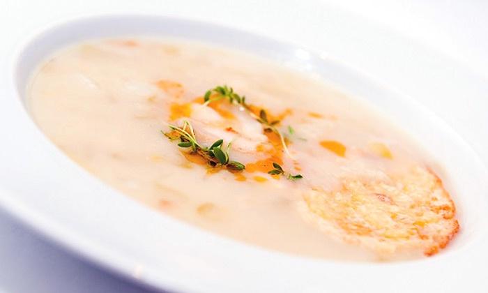 Sassafraz - Sassafraz Restaurant : Three-Course French Canadian Dinner for Two or Four at Sassafraz (Up to 54% Off)