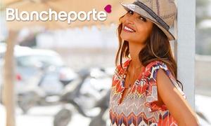 Blancheporte: Bon d'achat donnant droit à 50% de remise sur le site Blancheporte.fr à 5 €