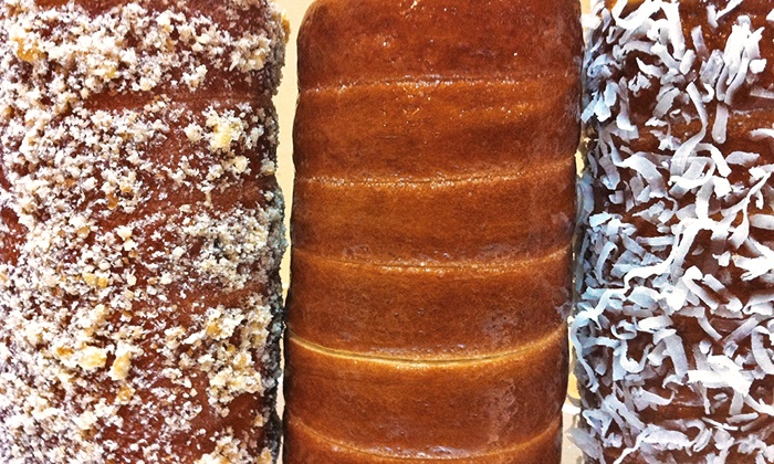 Chimney Cake NYC - Hunters Point: Up to 33% Off Bread & Baked Goods — Chimney Cake NYC