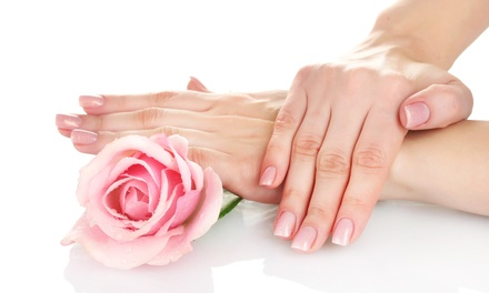 1 or 3 B-Gel Manicures with Classic Pedicures or a Loyalty Membership at Northshore Nails and Day Spa (Up to 56% Off)