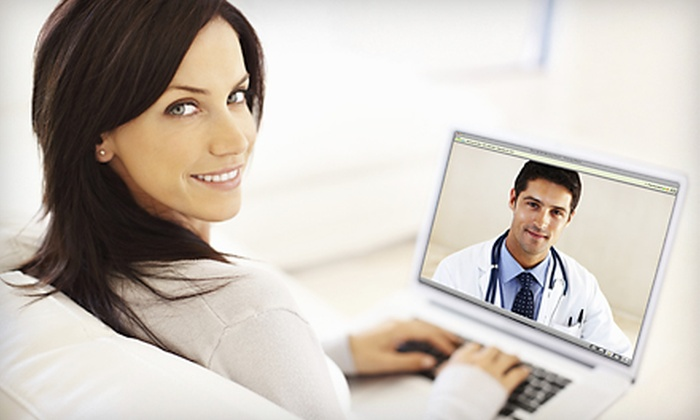 MeMD: One or Two Online Doctors Visits from MeMD (Up to 65% Off)