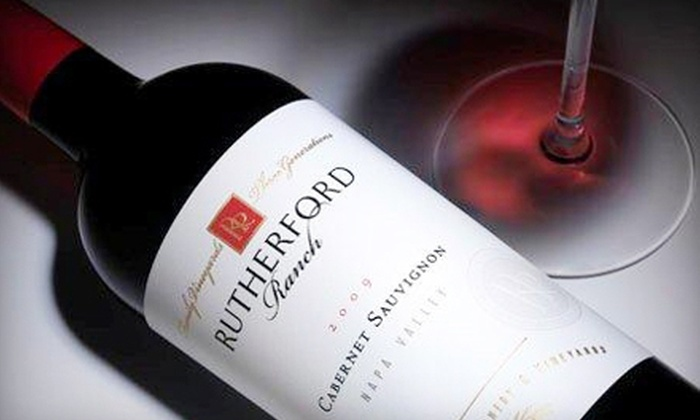 Rutherford Ranch Winery - St. Helena: Wine and Chocolate Pairing for Two or Four at Rutherford Ranch Winery in St. Helena (Up to 57% Off)