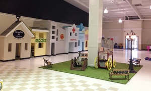Celebration Party & Event Center: Kids' Playtime at Celebration Party & Event Center (33% Off)