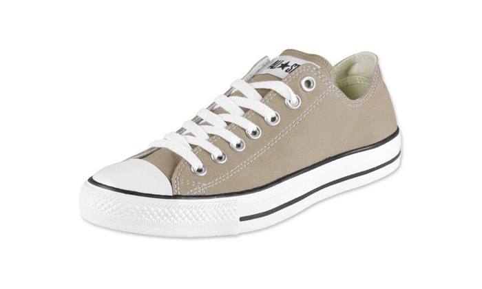 Converse Basse Taupe
