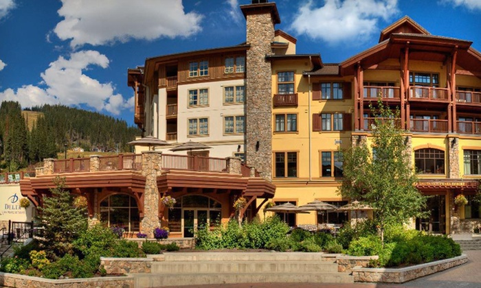 Delta Sun Peaks Resort - Sun Peaks: $219 for a Two-Night Stay at Delta Sun Peaks Resort in Sun Peaks, BC (Up to $464 Value)