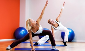 Quality Fitness: One Month of Unlimited Access to Any Class or a 10-Class Yoga Pass at Quality Fitness (Up to 79% Off)