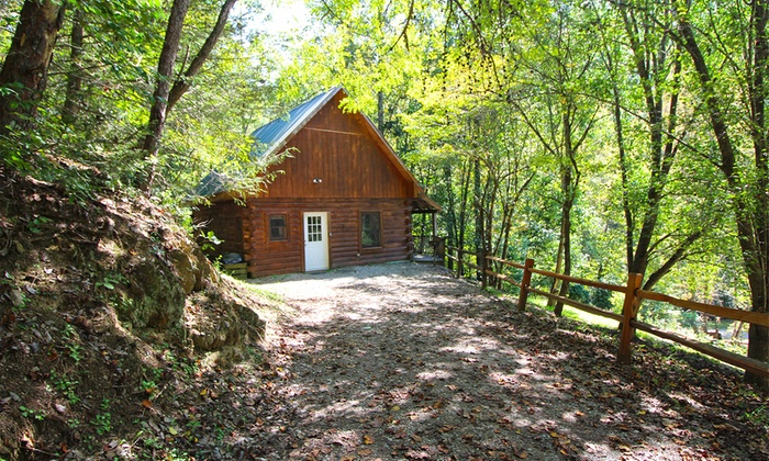 Cabin Creek Clothing: Hidden Creek Cabins In Bryson City, NC