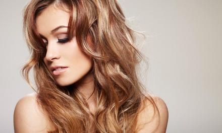 Forfait coiffure complet avec technique au choix et soin profond en option dès 19,99 € chez Kassidy Coiffure