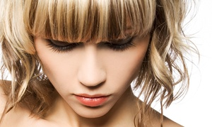 Lala Lita at Salon Ruelle: Haircut with Optional Partia Highlights from Lala Lita at Salon Ruelle (Up to 59% Off)