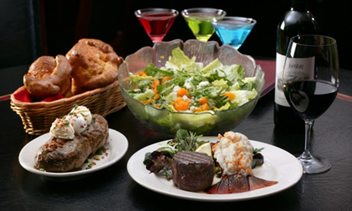 Jensen's Supper Club - Eagan: $20 for $40 Worth of Upscale American Cuisine on Sunday–Thursday or on Friday–Saturday at Jensen's Supper Club