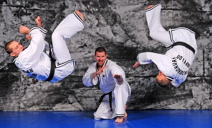 image for Private or Group Lessons at Jin Jung Kwan Hapkido-USA, Inc. (Up to 77% Off)