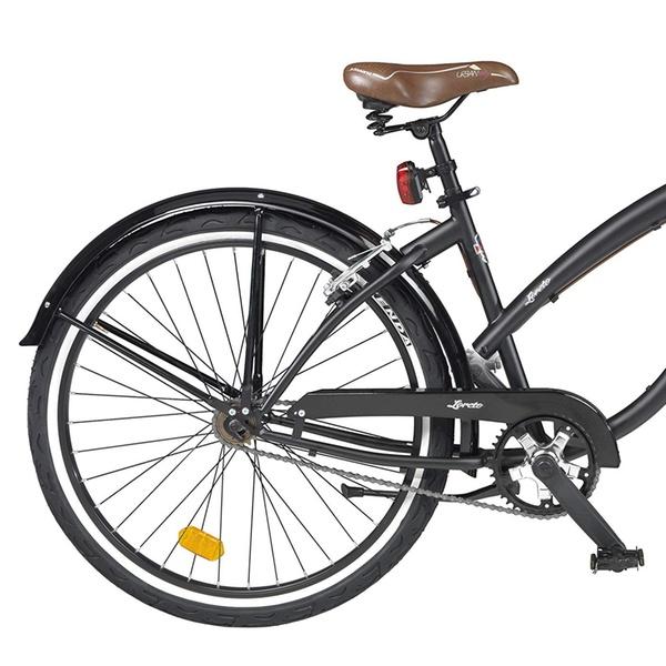 Bicicletta Gloria Milano Loreto 26 Nera