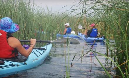 Full-Day Kayak Rentals for Two - 1000 Islands Kayaking in Gananoque
