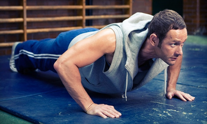 Underground Core Fitness - Warrenville: $21 for a Six-Week Boot Camp and Three-Week Nutritional Program at Underground Core Fitness ($208.50 Value)