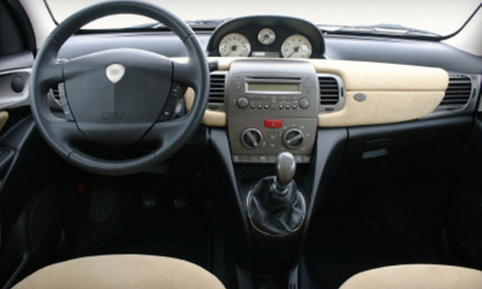 Up To 51% Off Interior Car Detailing