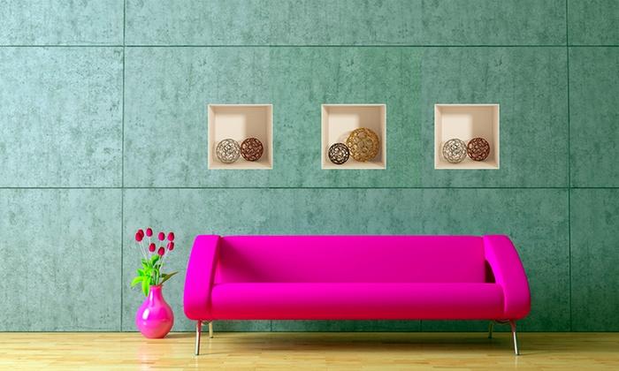 Vinilos Decorativos 3d Groupon Goods