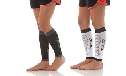One Pair of MoJo Ultra Compression Calf Sleeves