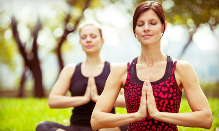 The Yoga Space - Berea: 10 or 20 Classes at The Yoga Space in Berea (Up to 72% Off)