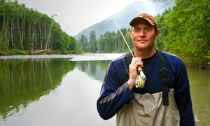 Great Feathers Fly Shop: $49 for a Two-Hour Fly-Fishing Lesson at Great Feathers Fly Shop ($130 Value)