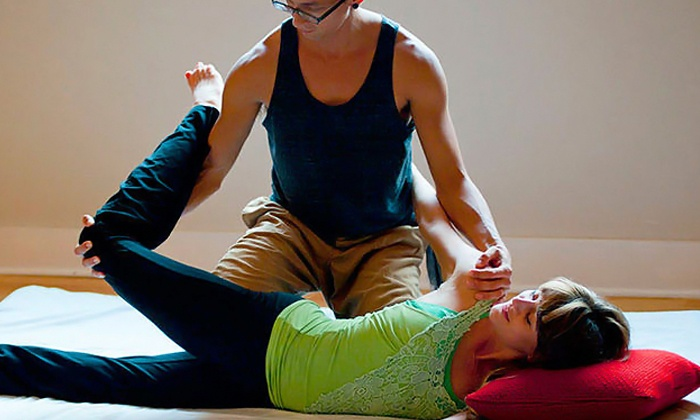Liberation Thai Yoga Massage Therapy - Decatur: One or Three 60-Minute Thai Massages at Liberation Thai Yoga Massage Therapy (Up to 47% Off)