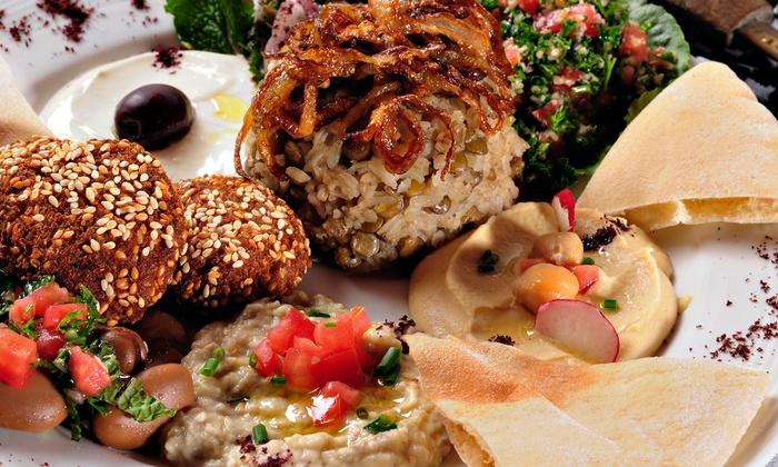 San Antonio Lebanese Food Festival - Alamo Farmsteads: One-Day Admission for 4, 6, or 10 to San Antonio Lebanese Food Festival, October 24-26 (Up to 42% Off)