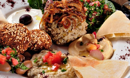 One-Day Admission for 4, 6, or 10 to San Antonio Lebanese Food Festival, October 24-26 (Up to 42% Off)
