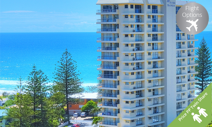 Gold Coast: 4-Star, 5-Nights 0