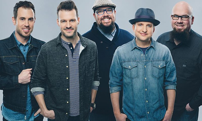 Big Daddy Weave - Merced Theatre: Big Daddy Weave with Plumb and Jordan Feliz on Thursday, January 28 at 7 p.m.