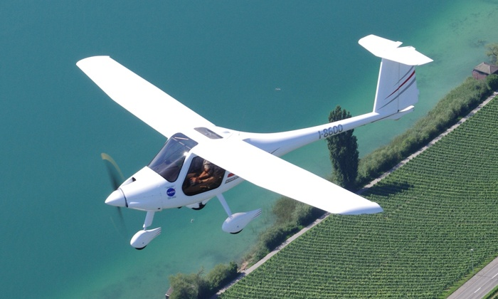 Indy Sky Sports - Multiple Locations: $119 for One-Hour Introductory Sport Aircraft Flight at Indy Sky Sports ($240 Value)