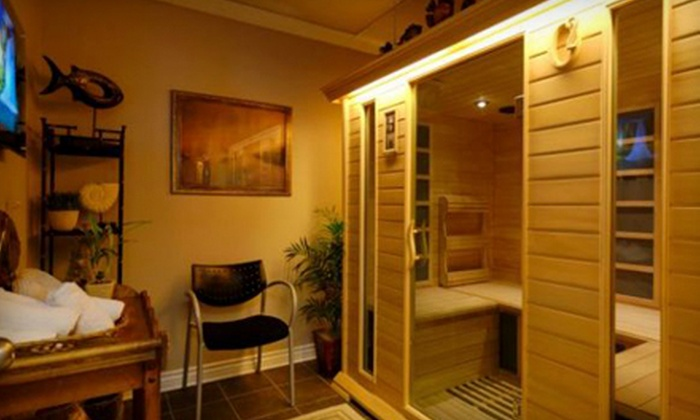 O2 Wellness - San Clemente: 5 or 10 Infrared-Sauna Sessions or Six Months of Unlimited Infrared-Sauna Sessions at O2 Wellness (Up to 91% Off)