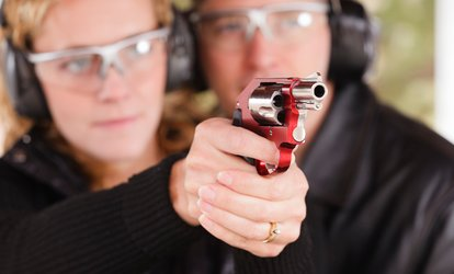 Up to 50% Off Concealed-Handgun-License Class