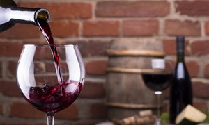 Woodinville Wine Tastings: Premium Wine Tasting and Riedel Wine Glass for Two or Four from Woodinville Wine Tastings (Up to 50% Off)