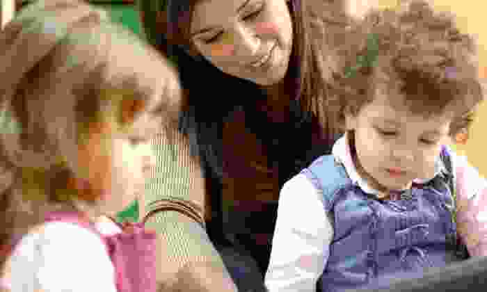 Early Language Learning and Arts Studio - Foothills Golf Club: $100 for $200 Worth of Services at Early Language Learning and Arts Studio