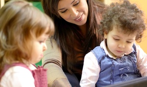 Early Language Learning and Arts Studio: $100 for $200 Worth of Services at Early Language Learning and Arts Studio