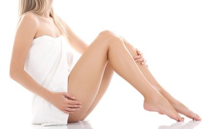 Six Laser Hair-Removal Treatments on a Small, Medium, or Large Area at Citron (Up to 86% Off)