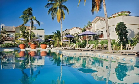 Villas at Family-Friendly Saint Lucian Resort
