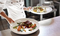 Michelin-Recommended Five-Course Tasting Menu for Two or Four at No 4 Wood Street (25% Off)