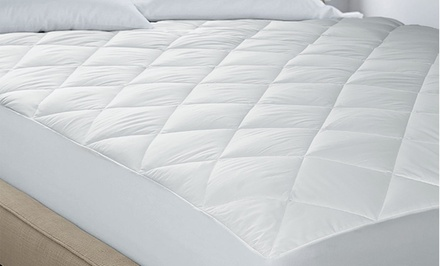 Hotel Suite Waterproof Mattress Pad