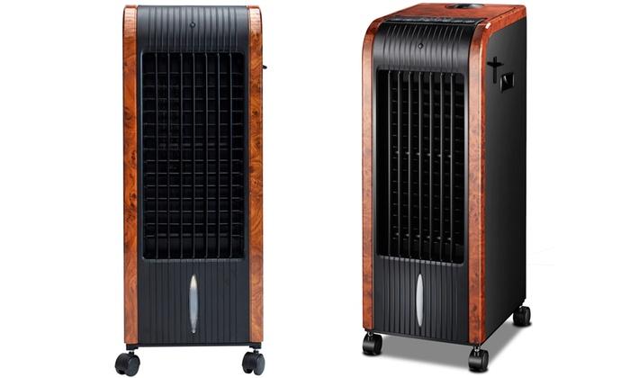 climatiseur num rique avec fonction chaud et froid incluse groupon. Black Bedroom Furniture Sets. Home Design Ideas