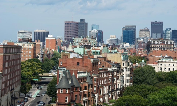 null - Boston: Stay at Boston Hotel Buckminster. Dates Available into February.