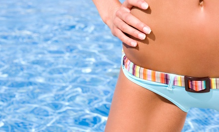 Brazilian and Underarm Wax, Back and Shoulder Wax, or Three Brazilian Waxes at The Waxing Boutique (Up to 54% Off)