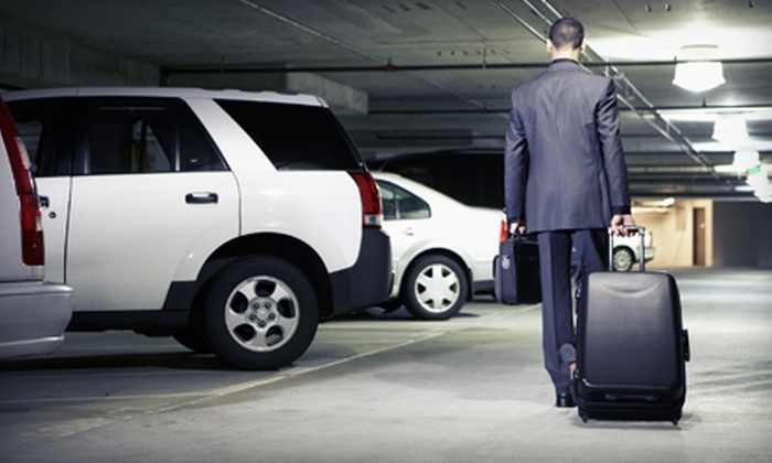 Airpark IAH - IAH Airport Area: Three, Five, or Seven Days of Covered Airport Parking at Airpark IAH (Up to 62% Off)