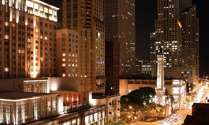 Four points by sheraton chicago downtown magnificent for Groupon chicago hotels