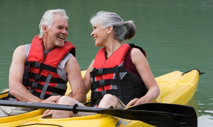 Seashore Eco Tours - Englewood: $125 for $260 Worth of Kayaking — Seashore Eco Tours