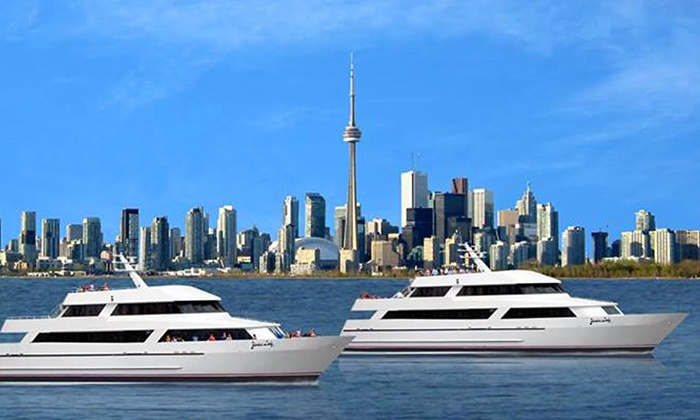 Yankee Lady Yacht Charters - Downtown Toronto: Saturday Brunch or Lunch Cruise for One Adult or Child from Yankee Lady Yacht Charters (Up to 54% Off)