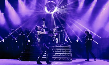 $30 to See Queen + Adam Lambert at the Toyota Center on July 9 at 7:30 p.m. (Up to $45 Value)