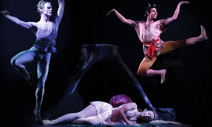 """A Midsummer Night's Dream"" - State Theatre: American Repertory Ballet's ""Midsummer Night's Dream"" at State Theatre on February 26 or 27 (Up to 67% Off)"