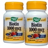 300-Count Nature's Way 1000 mcg Biotin