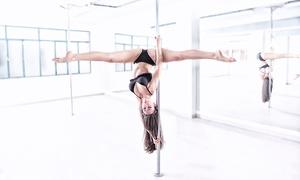 CENTRAL DE POLE: Uno o tres meses de clases de pole dance o telas aéreas desde 29 €