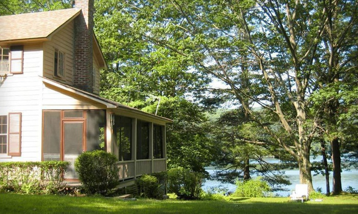 Lakeside Terrace - Monterey, MA: Two- or Three-Night Stay at Lakeside Terrace in the Berkshires